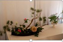 ikebana march demo 6