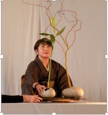 ikebana march demo 7